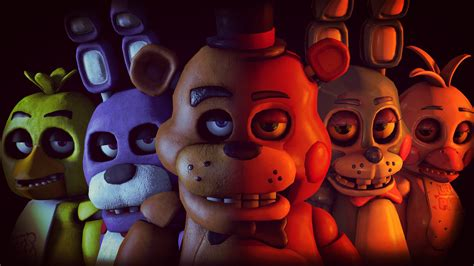 Five Nights At Freddys Creator Confirms Upcoming Movie