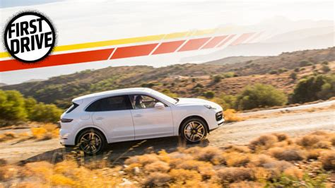 The 2019 Porsche Cayenne Can Do Almost Anything