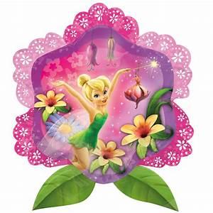 27-disney-fairies-tinkerbell-flower-foil-balloon-7095-p png