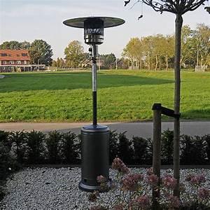 Chauffage Exterieur Gaz : chauffage d 39 ext rieur gaz m tal peint jardinchic ~ Dode.kayakingforconservation.com Idées de Décoration