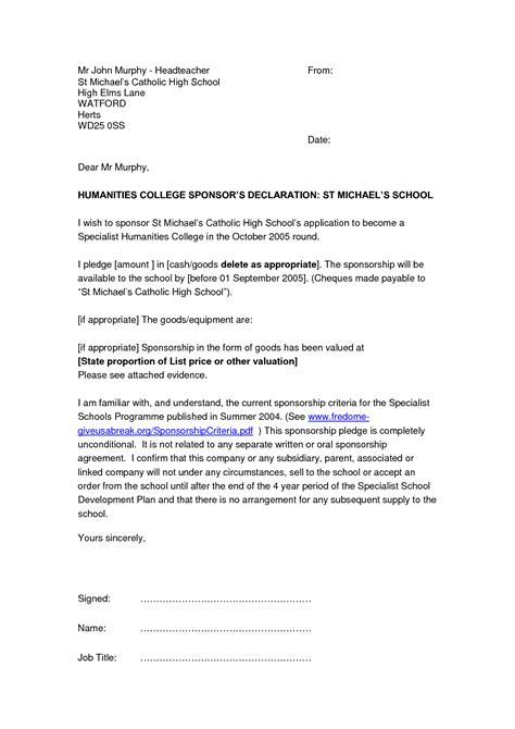 letter format 187 declaration letter format cover letter