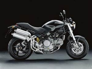 Ducati Monster S2r 800 Dark Service Repair Manual 2005