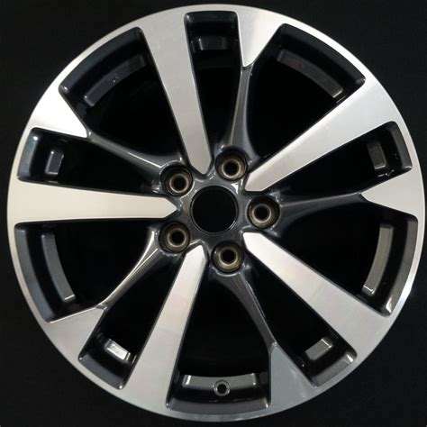nissan mg oem wheel hpa oem original alloy