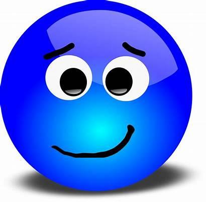 Smiley Face Apprehensive 3d Clipart Illustration Faces