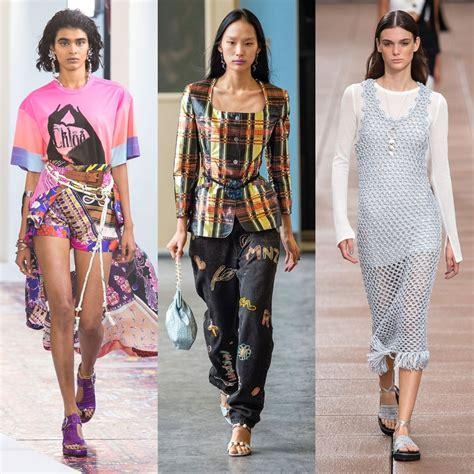 Spring 2019 Trends  Popsugar Fashion