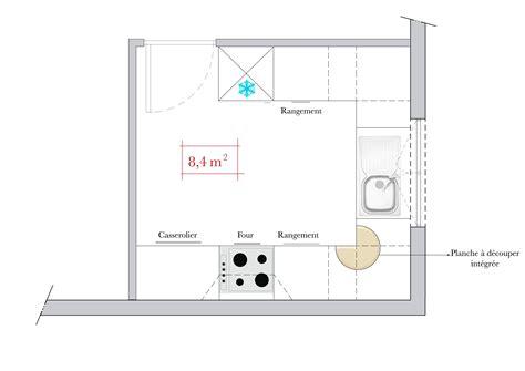 cuisine en u superb plan salle de bain 6m2 8 conseils darchitecte 4