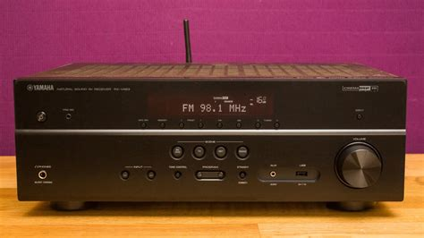 yamaha receiver 2018 best av receivers for 2018 cnet