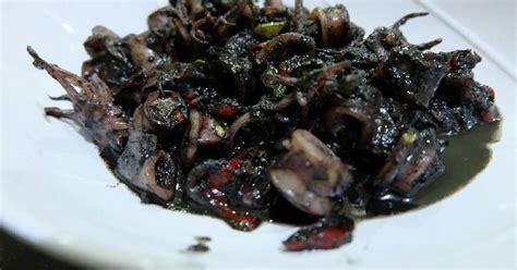 Homepage » resep masakan » kumpulan resep masakan cumi yang lezat dan simpel. Resep Cumi Masak Hitam oleh Inggy Citrasari - Cookpad