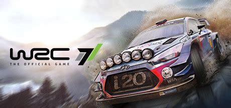 WRC 7 FIA World Rally Championship on Steam