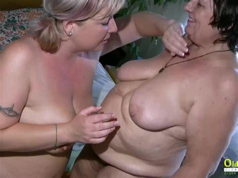 Oldnanny Bbw Mature Lesbians Playing Together Free Porn