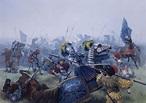 The Capture of Francis I, Battle of Pavia, 1525 | War art ...