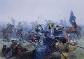 The Capture of Francis I, Battle of Pavia, 1525 | War art ...