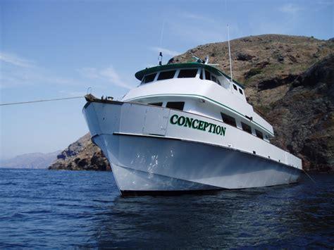 deadly fire onboard california boat mv conception dive