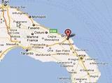 Cartina Puglia Leverano   Tomveelers