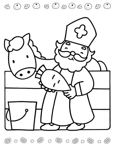 Kleurplaat Kasteel Sinterklaas by Kleurplaat Pompom Kerst Krijg Duizenden Kleurenfoto S