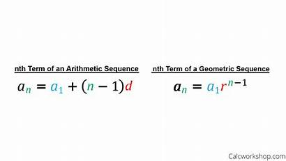 Geometric Sequence Arithmetic Sequences Equation Examples Progression