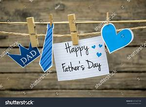Fathers Day Greeting Card Background Stock Photo 431665108 ...