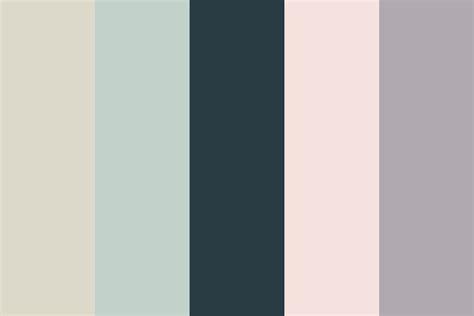 Dreamy Bedroom Hues Color Palette