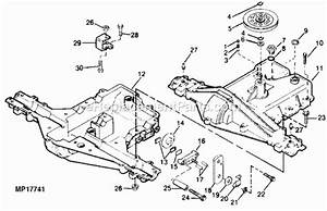 John Deere Lx178 38 Deck Belt Diagram