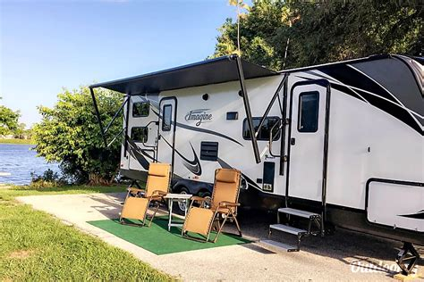 grand design imagine trailer rental  west palm