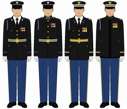 Uniform Army Deviantart Alternate Uniforms History Proposal