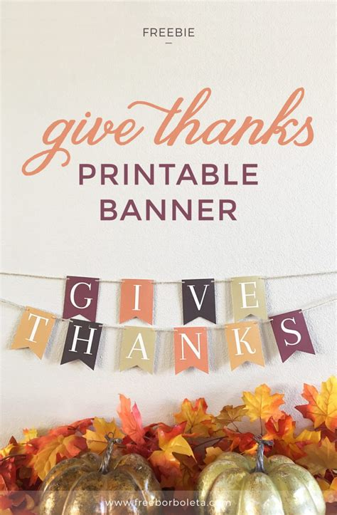 give  banner  printable  west