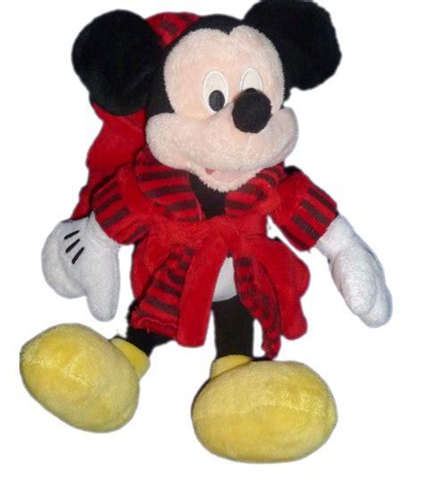 robe de chambre mickey doudou peluche mickey house peignoir robe de