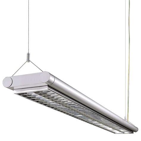 des bureaux suspension de bureau néon luminaire professionnel