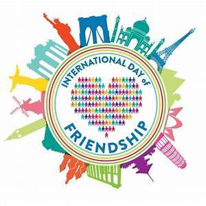 International Day of Friendship Logo