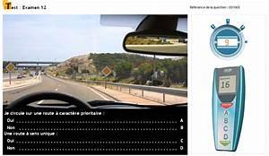 Tests Code De La Route : s rie examen code la route code de la route gratuit ~ Medecine-chirurgie-esthetiques.com Avis de Voitures