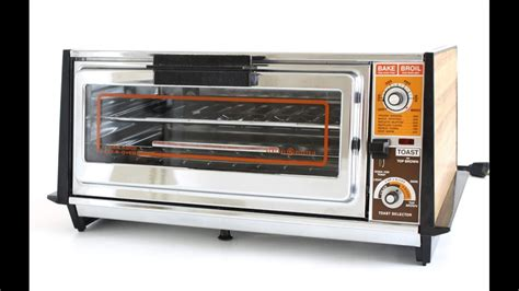 Electric Toaster Oven by Vintage Ge Toast R Oven Toast N Broil General Electric