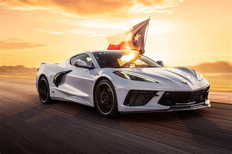 This Is The Fastest Corvette C8 In The World Until Now ...