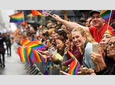 Support the LGBTQ Community at the 2018 Pride Parade in NYC