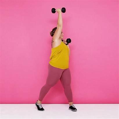 Workout Dumbbell Minute Butt Easy Yarasa Biletiptal