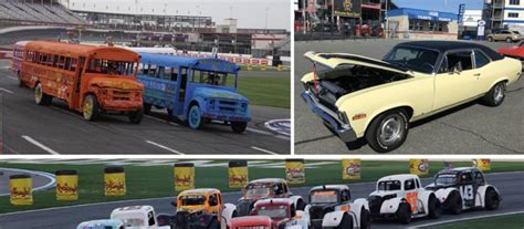 Cool Cars, Future Stars And A Chance To Ride The Roval