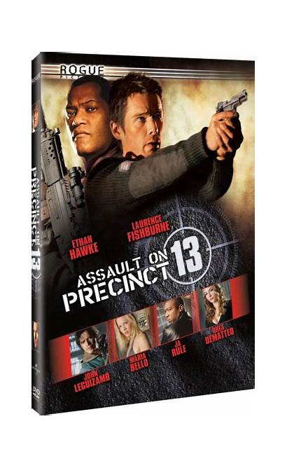 2005 Dvd Precinct Assault Universal Rogue