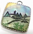 Resin Crafts: Stamping Into Jewelry Clay