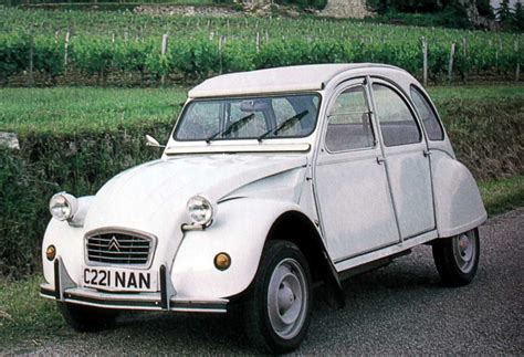 Citroen 2 Cv Pictures & Photos, Information Of
