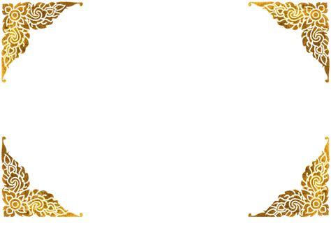 oval mirror frames golden frame transparent png arts