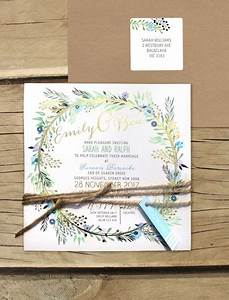 metallic gold foil charmed invitation online australia With silver foil wedding invitations australia