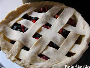 pie in the sky: 4th of July Cherry Pie