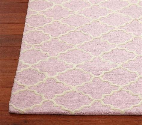 light pink trellis rug addison rug pottery barn kids ideas for hailey 39 s room