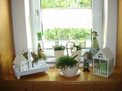 Wohnzimmer Fensterbanke Dekorieren