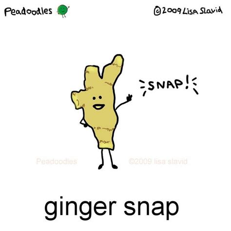 Ginger Snap Meme - ginger snap way to funny pinterest ginger snaps food puns and humor