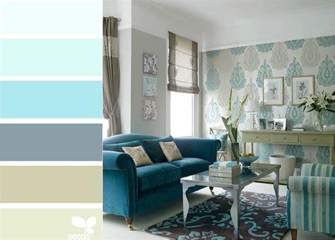 bold design farbkombination wohnzimmer  tuerkis