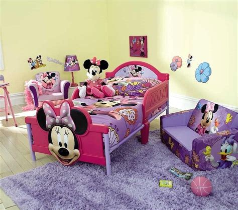 Toddlers Bedroom Sets by Minnie Mouse Bedroom Set For Toddlers Sopie Minnie