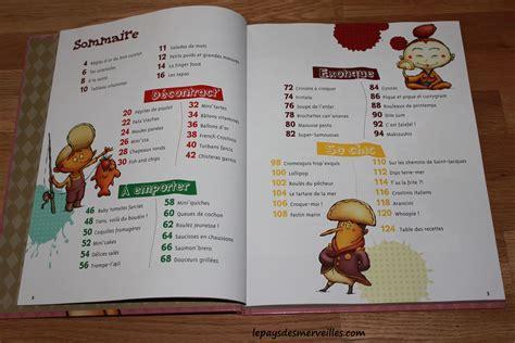 livre cuisine pour enfants graine de cuistot tapas finger food livre de cuisine