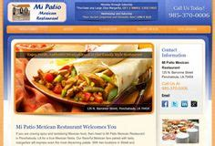 mi patio mexican restaurant ponchatoula la ponchatoula la on
