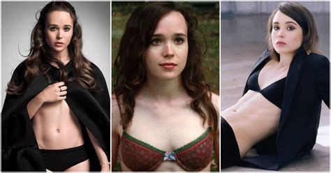 ellen page sexy 35 hot pictures of ellen page are just too amazing