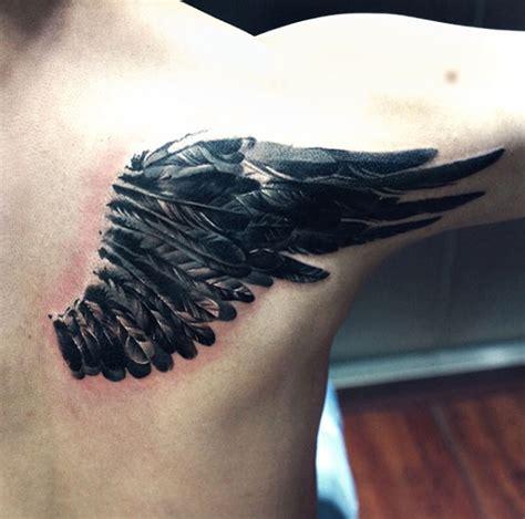 wing tattoos  men  women tattooblend